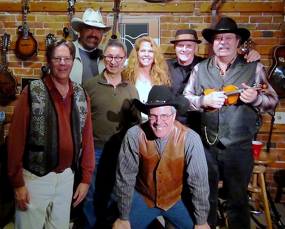 Kit Simon, Jon Chandler, Ernie Martinez, Rebecca Folsom, Jeff Graves, Mark Oblinger, Johnny Neill