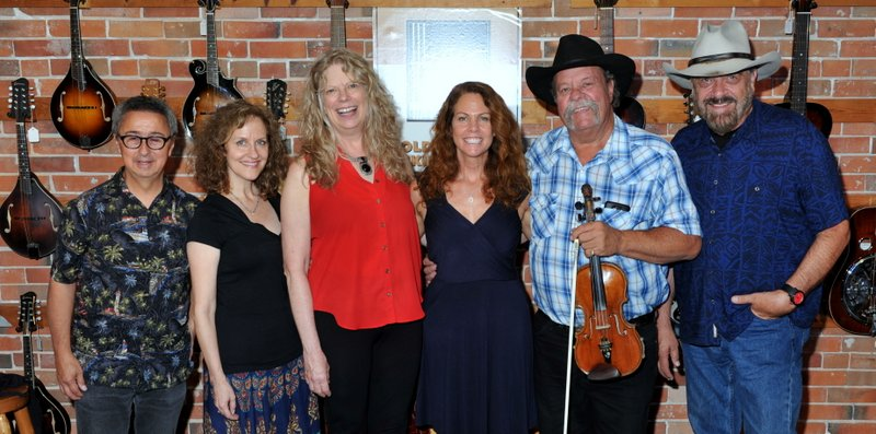 Ernie Martinez, Sally Barris, Leann Roberts, Rebecca Folsom, Johnny Neill, Jon Chandler