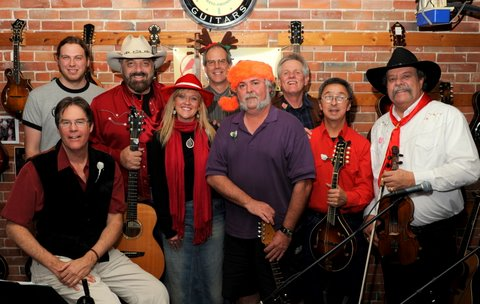Martin Gilmore, Kit Simon, Jon Chandler, Mary Huckins, Jeff Graves, Dana Vernon, Ron Jones, Ernie Martinez, Johnny Neill