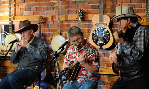 Roz Brown, Ernie Martinez, Johnny Neill