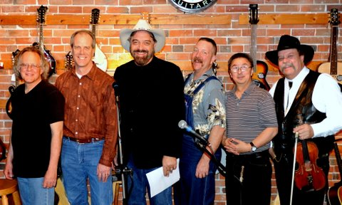 Jim Ratts, Jeff Graves, Jon Chandler, Doug Elrick, Ernie Martinez, Johnny Neill