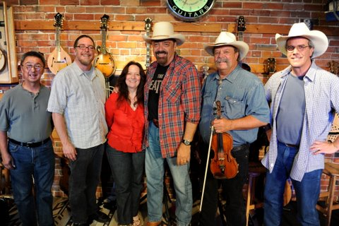 Ernie Martinez,  John Latini, Jamie-Sue Seal, Jon Chandler, Johnny Neill, Jeff Graves