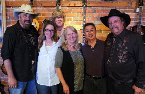 Jon Chandler, Rachel Levy, Mack Bailey, Ellen Stapenhorst, Ernie Martinez, Johnny Neill