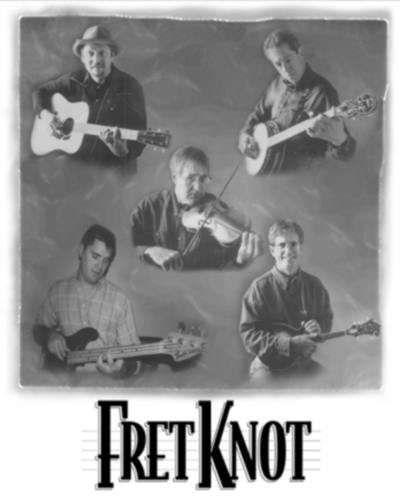 Mark Merryman: Bands, Singers, Songwriters / Composers, Solo Performers, Sidemen, Instrumentalists, Performers, Entertainers, Musicians, Cowboy Poets - Fret Knot poster