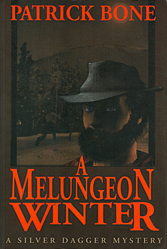 A melungeon Winter book by Patrick Bone