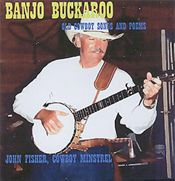 John Fisher: Banjo Buckaroo CD