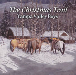 The Christmad Trail CD