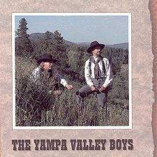 Yampa Valley Boys: Save the Cowboy CD