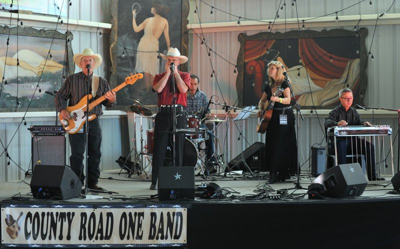 with County Road 1 band