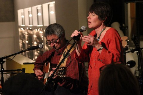 House concert with Mary Gifford and Ernie