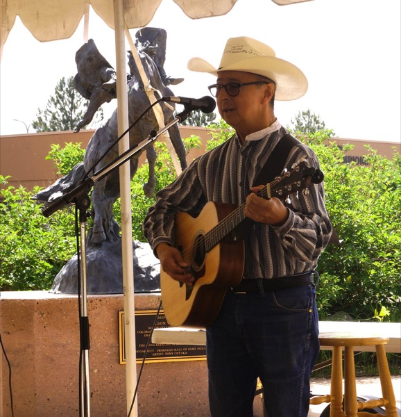Pikes Peak Cowboy Gathering, Colorado Springs, July 9, 2015