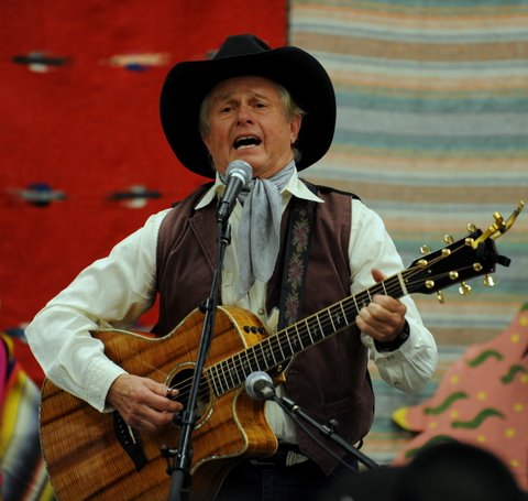 Steve Jones, Colorado Cowboy Gathering 2011