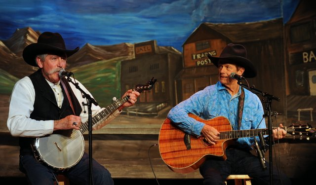 Yampa Valley Boys at Colorado Cowboy Poetry Gathering