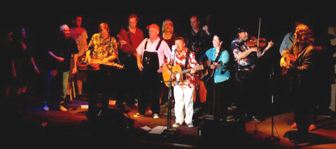Annie Phillips, Steve Pierce,                                   Turner Wyatt, Gary Barker, Butch                                   Hause, Tim Irvin, Sandy Reay, Ernie                                   Martinez, Jeff Graves, Lisa Astrella,                                   Johnny Neill, Eric Grace, Martin                                   Gilmore