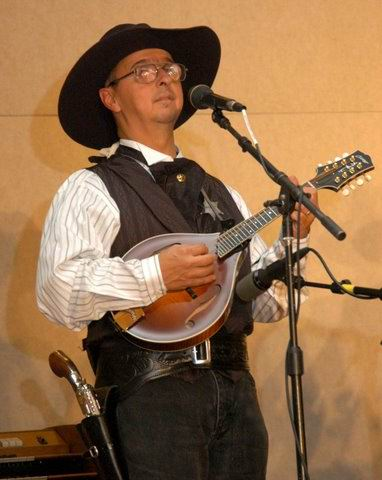 cowboy playing mando: Ernie Martinez:                           Bands, Singers, Songwriters / Composers, Solo                           Performers, Sidemen, Instrumentalists,                           Performers, Entertainers, Musicians